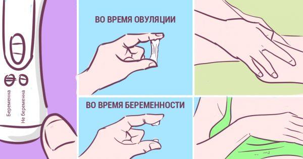 Признаки беременности первые дни