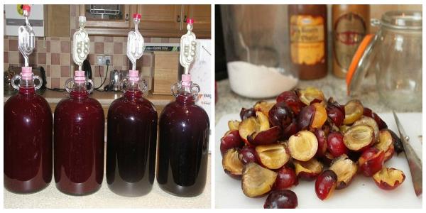 Рецепт вина в домашних условиях с фото